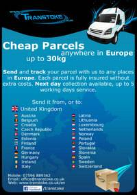 TRANStoke - Courier services in the EU,